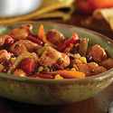 Chipotle Pork and Pepper Stew